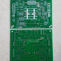 PCB AX16 MOD Amp Dauble layer