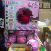 mainan LOL L O L surprise 100% ori lil sisters Promo Promo
