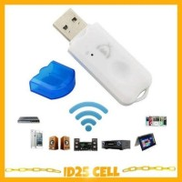 Jual RECEIVER DONGLE USB BLUETOOTH BLOTOOTH AUDIO MUSIC NON KABEL A