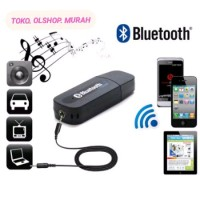 Receiver Bluetooth Music Mobil Speaker Audio Musik Wireless