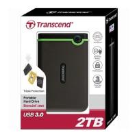 Harddisk External Transcend Storejet 25m3 2TB limited stock
