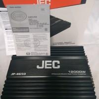 Power JEC 4Chanel seri JP 4650