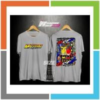 LJ435 Kaos T-shirt Mothai Thailook Honda Beat Kualitas Distro Terbaru