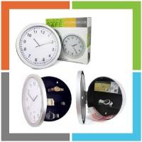 FQ579 Brankas Unik Bentuk Jam Dinding - Safe Clock