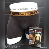NEW BOXER PRIA LGS SPORT LGS.686.3 ISI 3