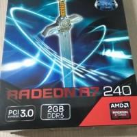 VGA Card HIS Ati Radeon R7 240, 2 GB DDR5 128 bit PCI E last stok