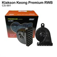 Klakson Keong Premium RWB CS-991 - New - ASCA Audio