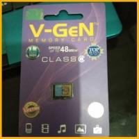 micro sd v gen 32gb Handphone & Aksesoris Kartu Memori Kartu SD