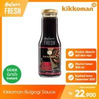 Kikkoman Bulgogi Sauce - Kecap Saus Bulgogi Korea Halal Kemasan 300gr