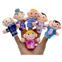 Tseloop Boneka Jari / Mainan Anak Bayi Finger / Puppet Mainan Edukasi
