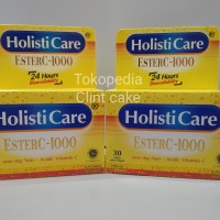 READY holisticare ESTER C 1000 isi 30 tablet vitamin C 1000mg