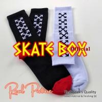 kaos kaki off white arrow crew offwhite skate oldschool indie skatebox