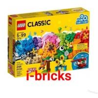 Lego Classic 10712 Bricks And Gears Ready Stock Siap Kirimkode 121