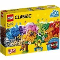 Lego Classic, Bricks And Gears (10712) 244Pc Ready Stock Siap