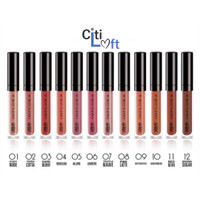 Implora Urban Lip Cream Matte ( lipcream Lipstick Lipstik ) 12 Warna - 01 Dusky Nude