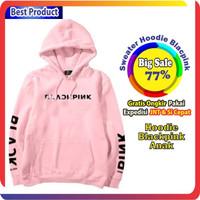 Jaket Hoodie Blackpink Anak Usia 6-11 tahun - Sweater Blackpink