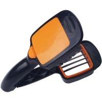 Pemotong Buah dan Sayur 5 in 1 Serbaguna Nicer Dicer Quick - Orange
