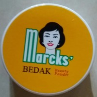 "Bedak Marcks Creme"" - 40 gr"