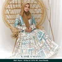 Gamis Kamila Gamis Busui Gamis Ethnic Gamis Bangkok Maxi Dress Terbaru