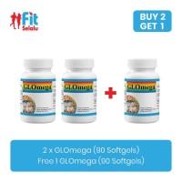 BELI 2 GRATIS 1 LifePharm Glomega 90 Softgel