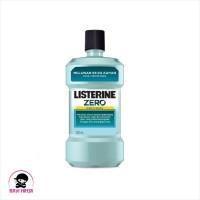 LISTERINE Zero Mouth Wash Penyegar Pembersih Mulut 250 ml