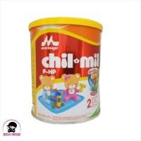 MORINAGA CHIL MIL PHP Susu Formula 6 to 12 Bulan Tin 400g 400 g