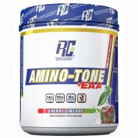 Ronnie Coleman Amino Tone +EAA 540g ( 30 Serving) Cherry Lime