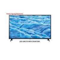 Led UHD Smart Tv 55 Inch LG Type: 55UN7200 (Khusus Daerah Medan)