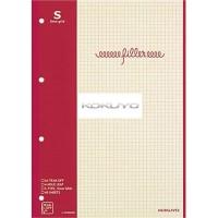 KOKUYO FILLER Notes A4 N-FH204S Ordinary Horizontal GRID