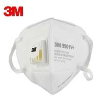 Masker N95 3M 9501V+ ORIGINAL