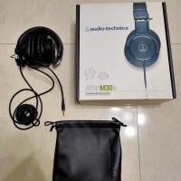 Audio Technica ath-M30X Professional Monitoring Headphone