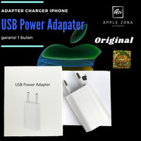 ADAPTOR IPHONE 4 5 5S 6 6+ 7 7+ ADAPTER CHARGER OEM BANDUNG