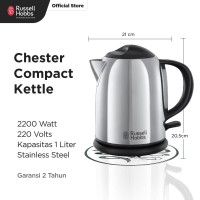 Russell Hobbs Chester Compact Kettle - 20190-70