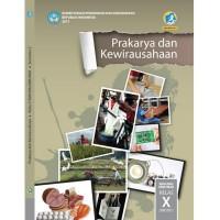 BEST SELLER PRAKARYA & KEWIRAUSAHAAN 10 S2 DIKNAS KUR 2013 REV 2017