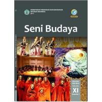BEST SELLER SENI BUDAYA 11 SEMESTER 2 DIKNAS KUR 2013 ED REVISI 2017
