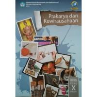 BEST SELLER PRAKARYA & KEWIRAUSAHAAN 10 S1 DIKNAS KUR 2013 REV 2017