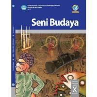BEST SELLER SENI BUDAYA 10 SEMESTER 2 DIKNAS KUR 2013 ED. REVISI 20117
