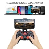 GAMEPAD WIRELESS BLUETOOTH X3 GAMING CONTROLLER FOR ANDROID,PC,IPAD,VR