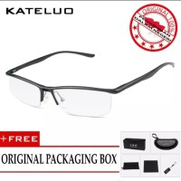 Kacamata anti radiasi Kateluo 130 blue Ray Komputer frame aluminium