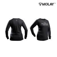 T-Shirt MOLAY THE INDONESIAN HOTASS HD LONG SLEEVE