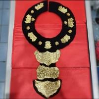 kalung adat / perhiasan / aksesoris adat batak mandailing