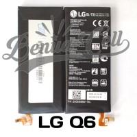 BATERAI BATTERY LG Q6 LG Q6+ LG BL-T33 ORIGINAL