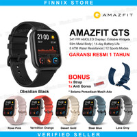 Xiaomi Huami AMAZFIT GTS Smartwatch AMOLED Display With 12 Sports Mode