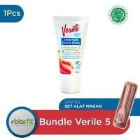 Verile Face Wash - Free Alat Makan