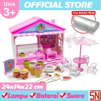 Ocean Toy Shop Ice Cream Mainan Anak - 71022