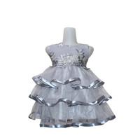 Dress Kids Beatrice Uk 1-3thn / Baju Anak Perempuan Cantik Murah