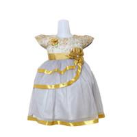 Dress kids ilona Uk 1-4 Tahun / Dress Anak Perempuan Cantik