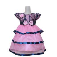 Dress Anak Perempuan Murah Uk 1-4 Tahun / Baju Dress Anak Murah