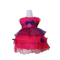 Dress anak Perempuan Lucu /Baju Bayi Perempuan /dress haruni