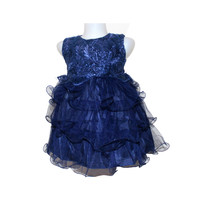 Dress kids Collen Uk 1-3 Tahun / Fashion Anak Perempuan / Baju Balita